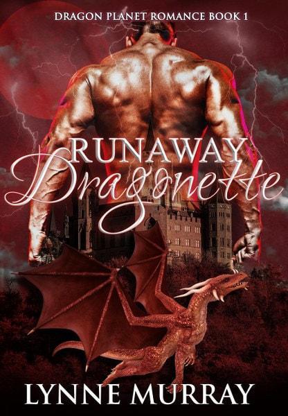 The Dragon Planet Romance Trilogy by Lynne Murray