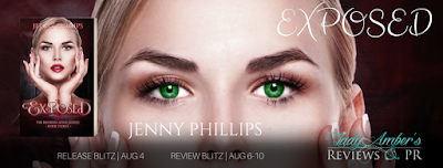 Exposed by Jenny Phillips