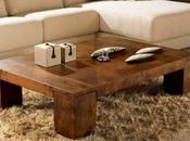 Coffee Table: Ideas Implementation