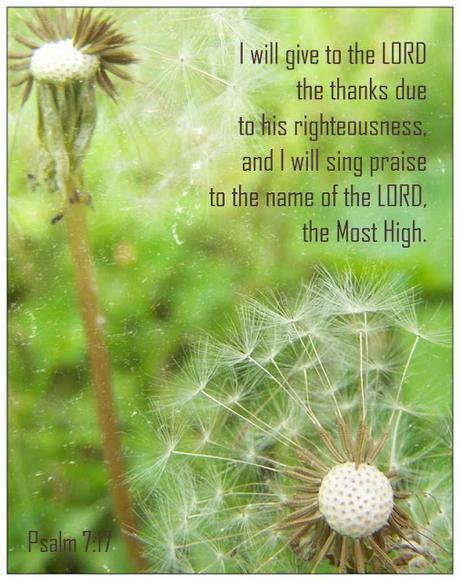 An encouragement