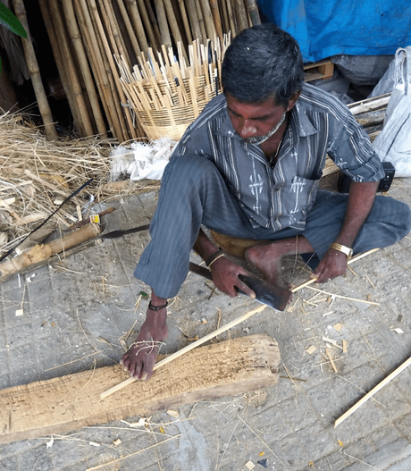 The basket makers of Bangalore: weaving a livelihood through generations