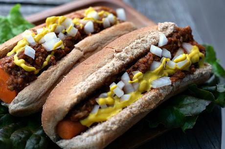 vegan coney islands