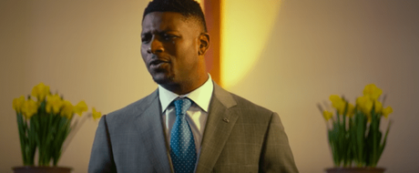 LaDainian Tomlinson Plays Pastor Williams In 'God Bless The Broken Road'