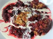 Bumbleberry Almond Crumble