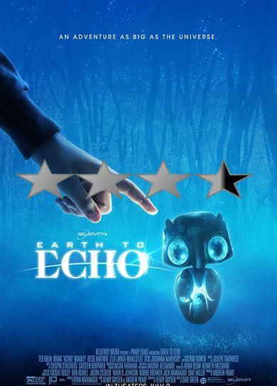 ABC Film Challenge – Sci-Fi – E – Earth to Echo (2014)