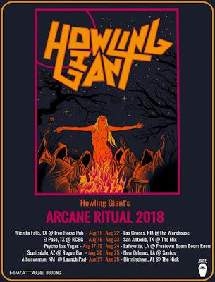 A Ripple Conversation With Tom And Zach From Howling Giant Plus Tour Dates