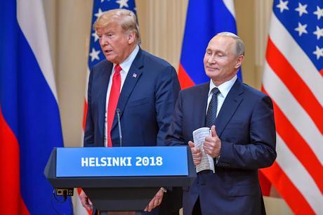 Trump's Deadly Appeasement to Putin in Helsinki