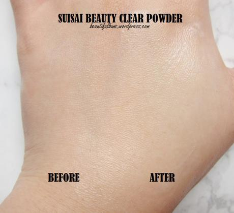 Review: Suisai Beauty Clear Powder