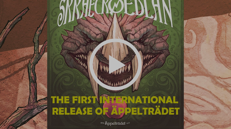 The Second Coming Of Skraeckoedlan's Debut Album Äppelträdet!