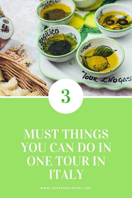 The 3 MUST Things You Can Do In One Tour!