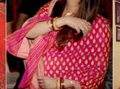 Pregnancy Fashion: Tips Wearing Saree During