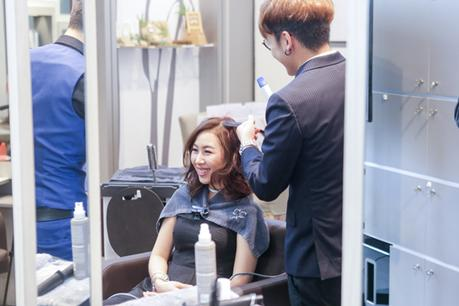 Wella Launches New Hair Color Series - Illumina Color Japan in Singapore