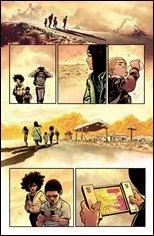 First Look: Low Road West #1 by Johnson & Flaviano (BOOM!)