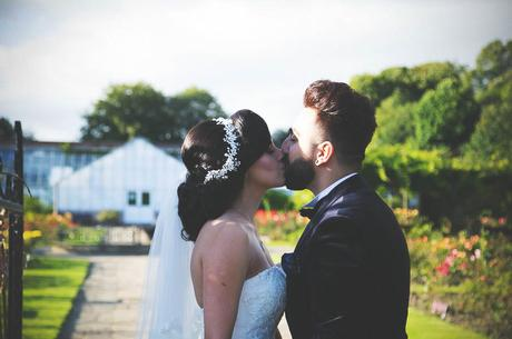Dewsbury Town Hall Wedding, Dewsbury – David & Julia