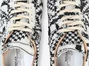 Abstract Matter Fact!: Maison Margiela Printed Replica Sneaker