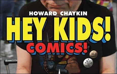Preview: HEY KIDS! COMICS! #1 by Howard Chaykin (Image)