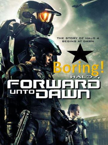 ABC Film Challenge – Sci-Fi – H – Halo 4: Forward Unto Dawn (2012)