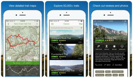 What's APP-ening?  All Trails Hiking App Review!