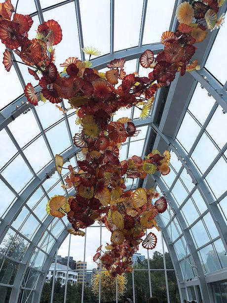 Chihuly Garden and Glass Tanvii.com