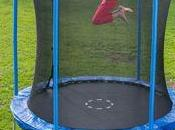 Trampolines Don't Need Cost Earth