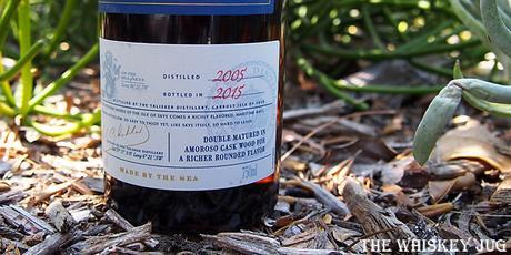 Talisker Distiller's Edition 2015 Label