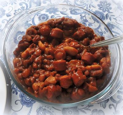 Pam's Cowboy Beans