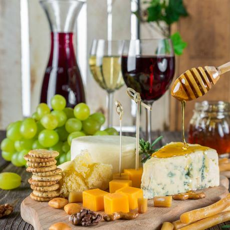 5 Tips on Perfectly Pairing Wine and Cheese