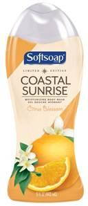 Softsoap's New Limited Edition Body Washes Smell Like Summer!