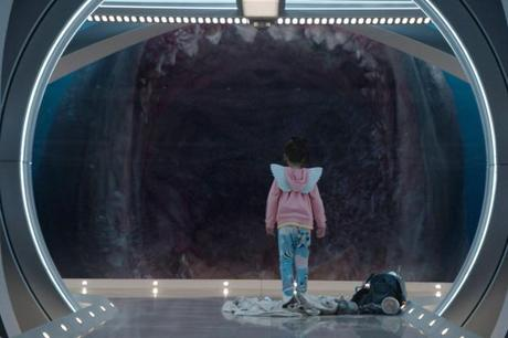 Film Review: The Meg Plays It Way Too Straight