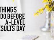 Things Before A-level Results Day! Life Medic #Medicine #University #Alevelresults2018