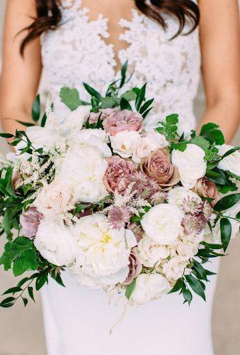 elegant wedding bouquets big blush bouquet floralsbyjenny