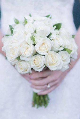 elegant wedding bouquets white rose beaukayes florist