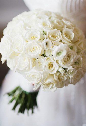 elegant wedding bouquets legant white rose menditevents