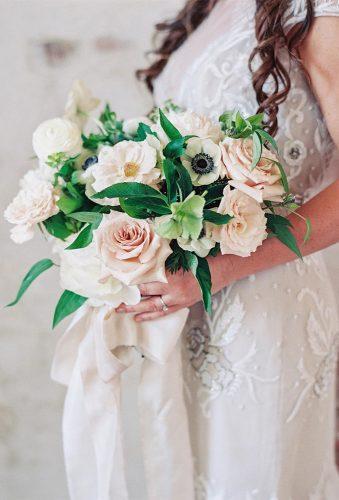 elegant wedding bouquets blush wedding bouquet poppyandmint