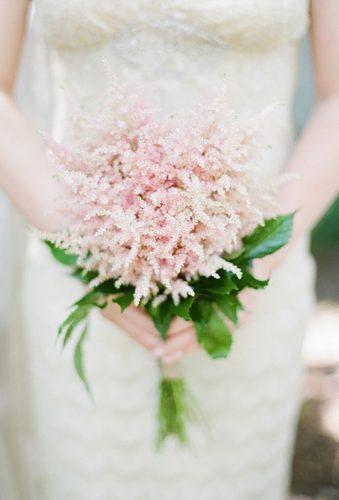 elegant wedding bouquets pink single bouquet Brandon Chesbro