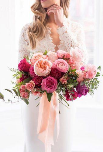 elegant wedding bouquets bouquet with tapes rachelaclingen