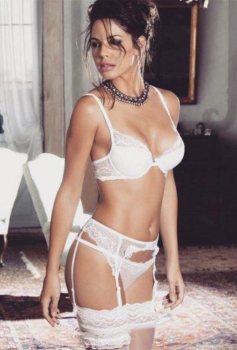 bridal undergarments thin white belt lingeriepop
