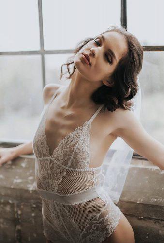 bridal undergarments white lace body boudoirbybrittanyvanbeek
