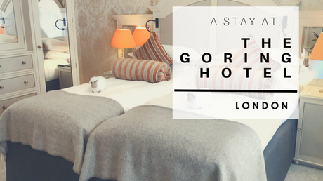 2. Stay at The Goring Hotel, Belgravia, London – A Review #Travel #London #Luxury