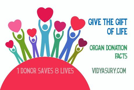 Have you pledged your organs? #OrganDonationDay