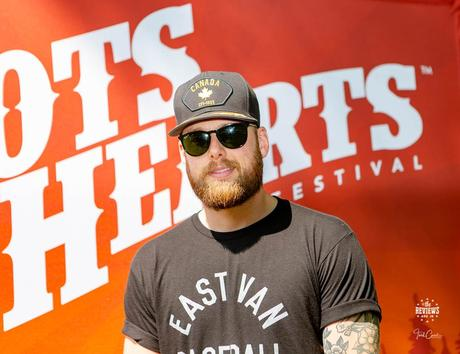 Habit, Andrew Hyatt at Boots & Hearts 2018 + Interview, Presented by EHR Sports