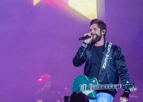 Life Changes, Thomas Rhett at Boots & Hearts 2018