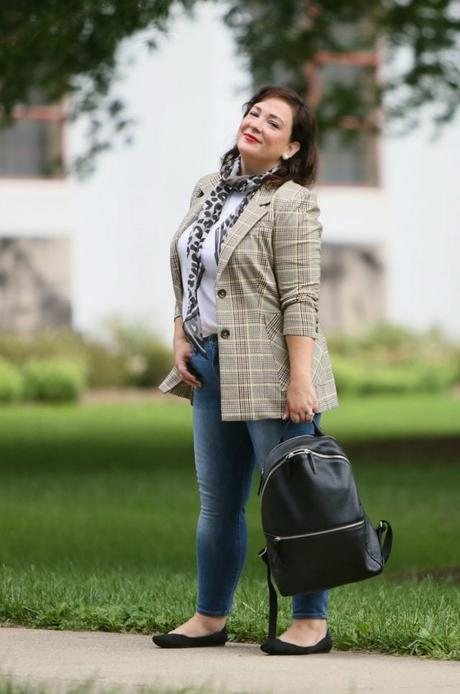 What I Wore: Back to School