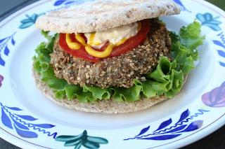 Quinoa Vegan Patties (Dairy, Gluten and Egg Free)