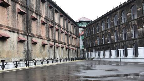 tears of the Nation ~ the cruel walls of Cellular Andamans (Port Blair prison)