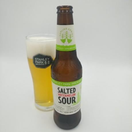 Salted Watermelon Sour – Stanley Park Brewing