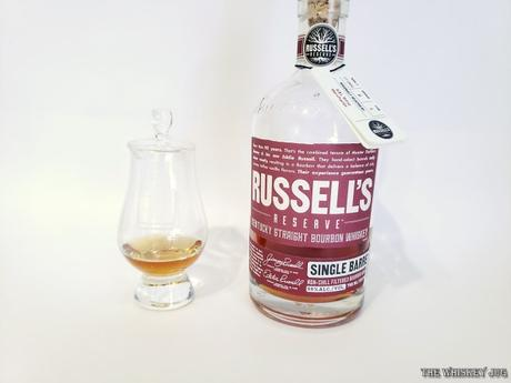 Russell's Reserve Bourbon is a crazy good bourbon. Solid and tasty