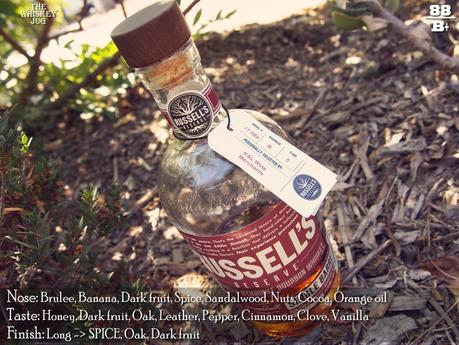 Russell's Reserve Bourbon Review