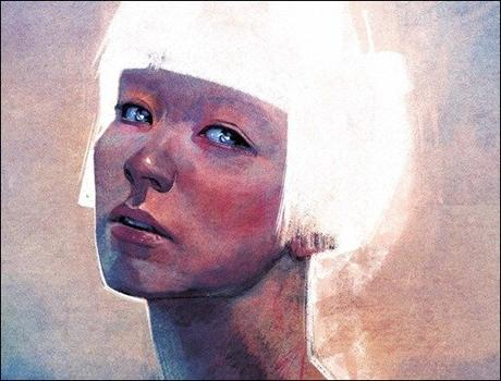 Preview: Pearl #1 by Bendis & Gaydos (DC)