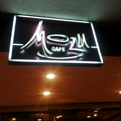 A Budget-Friendly Dinner at Mozu Cafe
